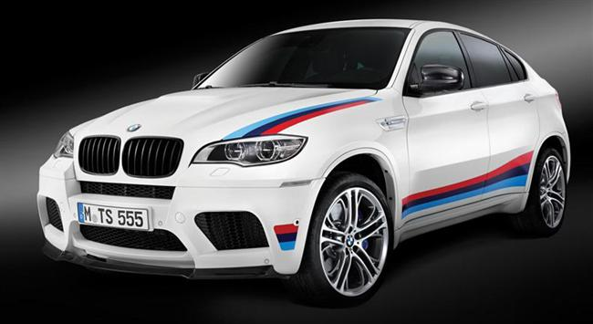 BMW X6 M Design Edition: Exclusively sporty additions for the chosen 100