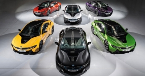 New BMW Individual Exterior Paint Programme for the I8