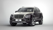 Bentley Introduces The Bentayga Mulliner: The Ultimate Luxury SUV