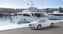 Bentley Continental GT Convertible Galene Edition By Mulliner: Inspired By The Finest Luxury Yachts