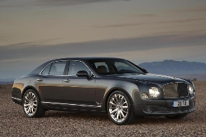Bentley Reveals New Mulsanne Mulliner Driving Specification