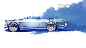 Bentley Announces New Mulsanne Vision - The World's Most Elegant Convertible