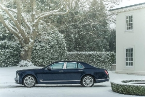 2013 Bentley Mulsanne on For The Bentley Mulsanne   Wallpaper   Bentley Vehicles