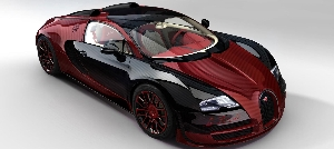 World Première Of The 450th And Final Veyron, The Grand Sport Vitesse 'La Finale'