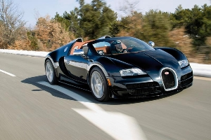 Bugatti Grand Sport Vitesse celebrates world premiere in Geneva