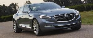 Buick Explores Future with Avenir Concept