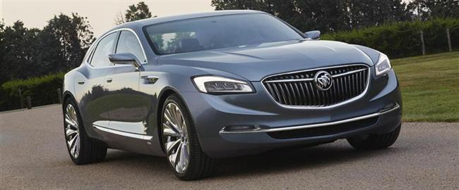 Buick Explores Future with Avenir Concept