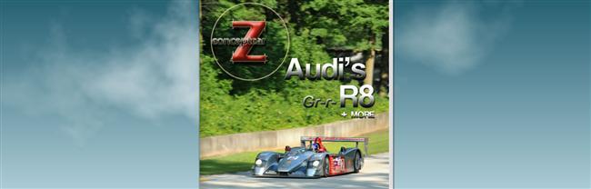 eMagazine Edition : Audi's Gr-r-R8