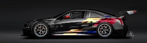 Cadillac Introduces All-New ATS-V.R Race Car