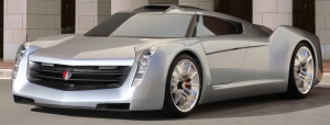 2006 Cadillac EcoJet Concept