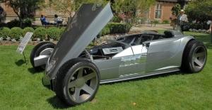 2008 Cadillac VSR Sports Rod Concept