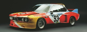 BMW Art Car Highlights Class Of BMW 3.0CSLs At 2014 Amelia Island Concours