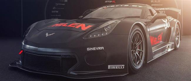 Callaway Corvette C7 GT3-R Team Partners With Whelen Engineering