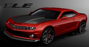 2013 Camaro 1LE: 426-hp, 1g cornering, under $40,000