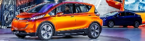 Chevrolet Commits to Bolt EV Production