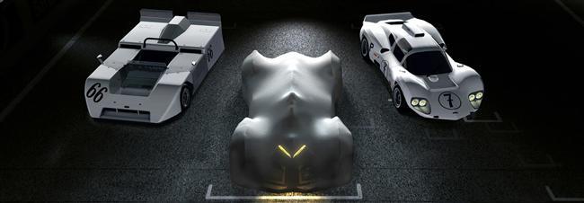 Chevrolet To Show Chaparral Vision Gran Turismo Concept