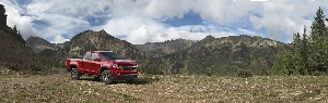 Chevy Colorado Z71 Trail Boss Edition: On Point, Off Road