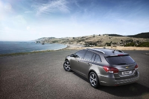 Chevrolet Cruze Station Wagon to Debut in Geneva