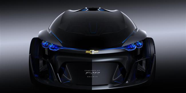 The Chevrolet-FNR Concept