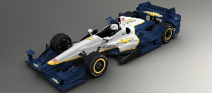 Chevrolet Debuts All-New 2015 Indycar Aero Package