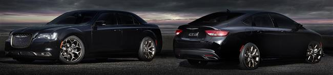 New 2016 Chrysler 200S and 300S Alloy Editions Highlight Avant-Garde Style