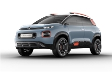 C-Aircross Concept: The Compact Suv By Citroën