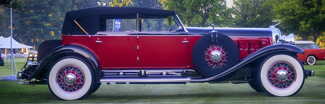 37th Annual Concours d'Elegance of America