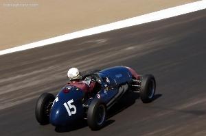 R.J. Chase/Equipe Anglaise: 1954 Formula One Season