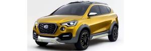 Datsun Go-Cross Concept Debuts In Delhi