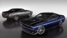 Mopar Celebrates 80 Years With Debut Of Mopar '17 Dodge Challenger