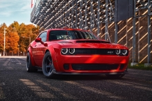 Dodge Announces Pricing For 2018 Dodge Challenger SRT Demon
