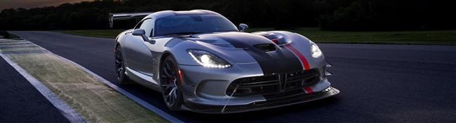 Dodge Opens Order Banks For New 2016 Dodge Viper ACR