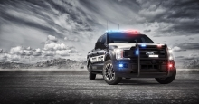 Ford Reveals Industry's First Police Pursuit-Rated Pickup Truck – The F-150 Police Responder