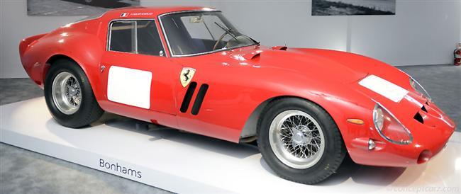 Ferrari 250 GTO Achieves $38,115,000