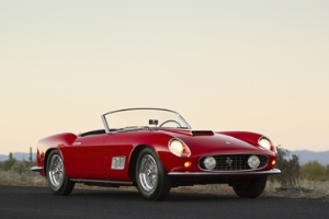 1958 Ferrari 250 GT LWB California Spider Stars At RM's 15th Annual Arizona Sale