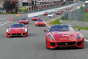 Ferrari Racing Days Adds Car Corral Experience