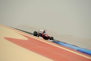 Bahrain GP - No oasis for Ferrari in the desert