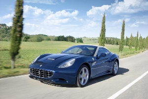 Geneva debut for lighter, more powerful Ferrari California with new 'handling speciale' package
