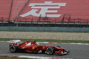 Chinese GP - Different day, same result, but plenty of surprises