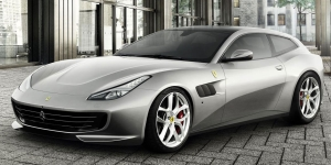The Ferrari GTC4Lusso T Revealed