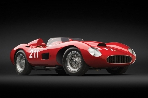 More Ferrari Competition 'Greats' Added to RM'S Glittering Monaco Sale