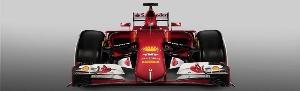 The Ferrari SF15-T