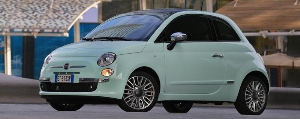 The Exclusive Fiat 500 Cult version
