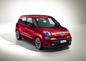 Fiat 500L to Debut at Geneva Motor Show
