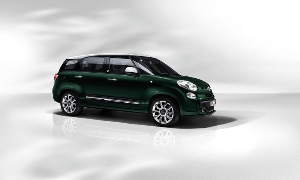 Fiat 500L Living: the new model of the 500 family