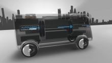 Ford Employees' Develop Self-Driving 'Autolivery' Concept As A Solution For The 'Last Mile' Of Autonomous Deliveries
