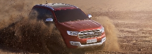 Ford's Smart New Everest Brings Refinement and Rugged Capability to the ASEAN SUV Market