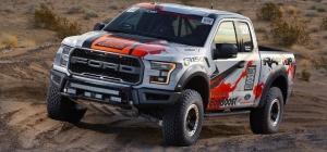 Best In The Desert: 2017 Ford F-150 Raptor Prepares For Grueling Off-Road Racing Series