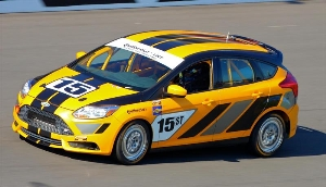 Ford Racing's Focus ST-R Ready for Competition Debut at Daytona International Speedway in the Grand-Am 200