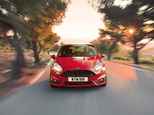Production-Ready Fiesta ST Debuts at 2012 Geneva Motor Show